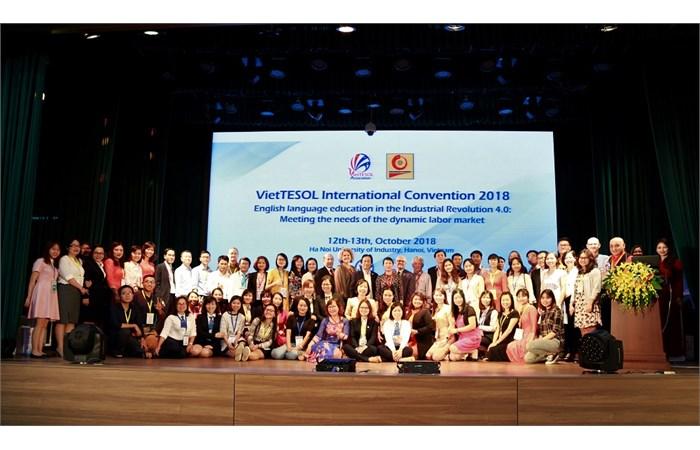Hội thảo quốc tế VietTESOL 2018