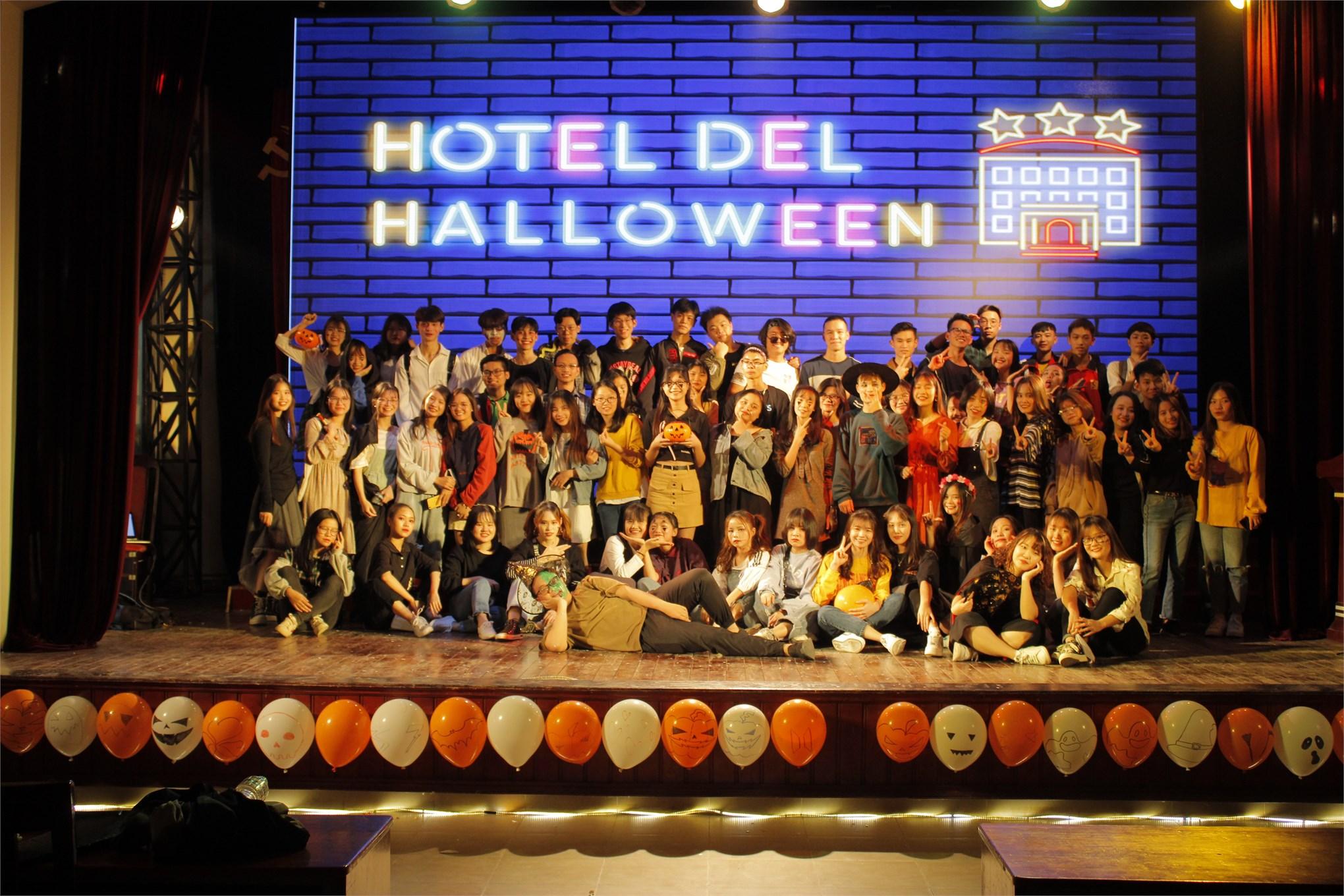 Hotel Del Halloween 2019