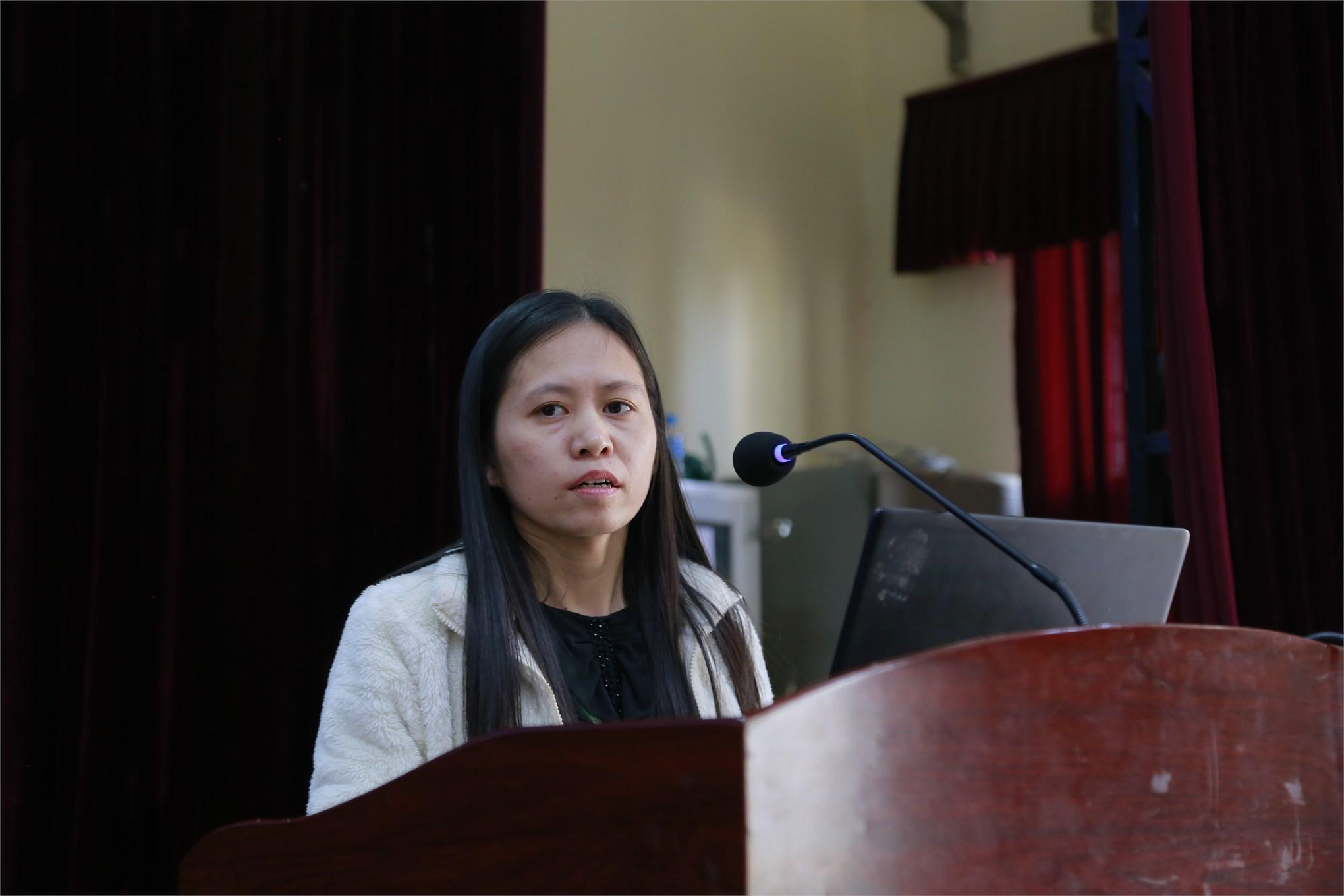 Khoa Ngoại ngữ tiếp đoàn doanh nghiệp Compal Đài Loan
