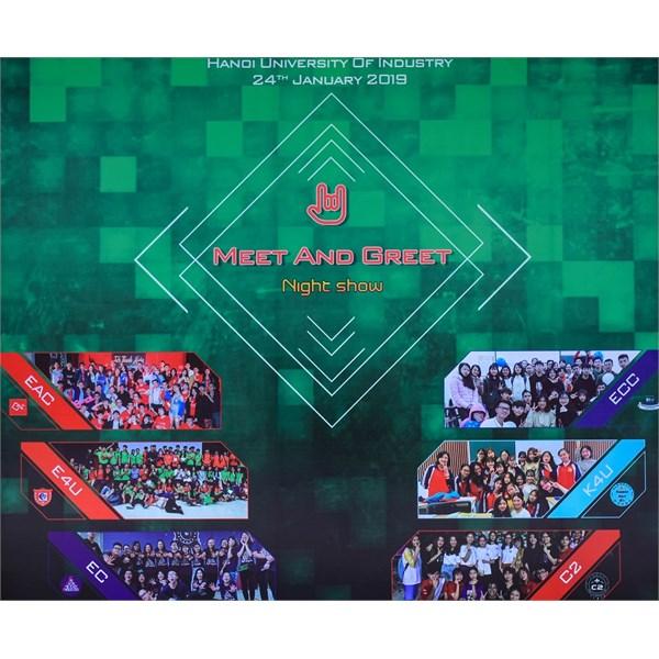 MEET&GREET 2019