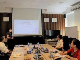 Tiếp đoàn Trung tâm giao lưu Văn hóa Nhật Bản tại Việt Nam