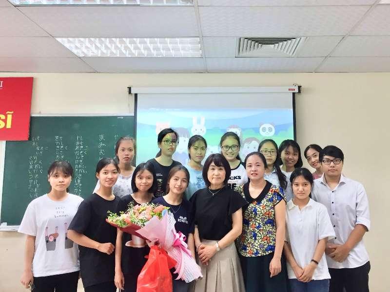 [Góc cảm nhận] Bài viết của sinh viên Nguyễn Khánh Chi lớp NNNB1 K14